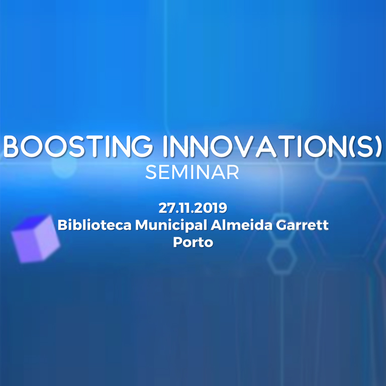 Cluster-Têxtil-Boosting Innovation(s) Seminar