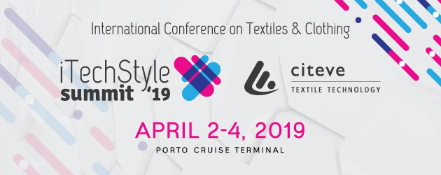Cluster-Têxtil-iTechStyle Summit 2019 - International Conference 3rd Edition